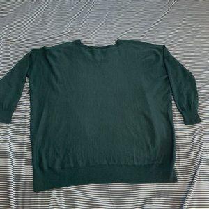 Eileen Fisher Italian Merino Wool Sweater